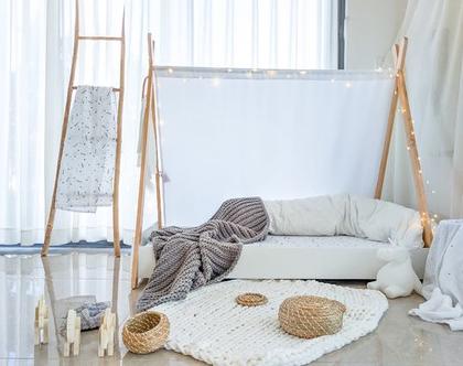 מיטת מעבר | מיטת טיפי | מיטת מעבר קסומה