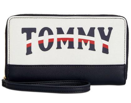 TOMMY HILFIGER | ארנק גדול אופנתי טומי הילפיגר