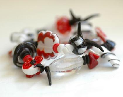 צמידים מעוצבים | חרוזי זכוכית