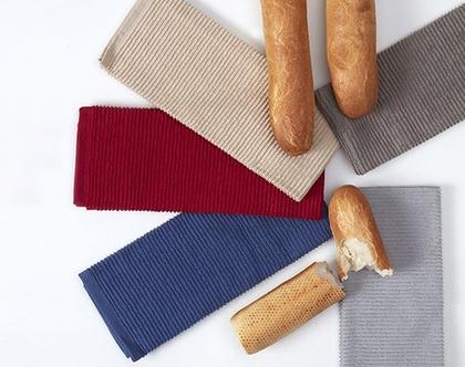 מגבות מטבח - מטבח אורבני מעוצבות מבד לניגוב ידיים ועיצוב המטבח, מיוצרות ממאה אחוז כותנה סופגת ובגוונים מקסימים