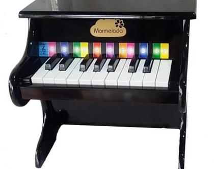פסנתר קטן מעץ לילדים מרמלדה