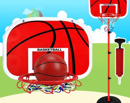 עמוד כדורסל מהנה למבוגרים וילדים