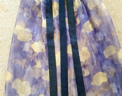 חצאית מאורגנזה