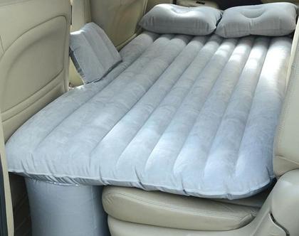 מיטה מתנפחת למושב האחורי ברכב סלאש