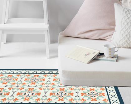 שטיח pvc | שטיח פי.וי.סי | שטיח למטבח | שטיח מעוצב לבית | שטיח pvc למטבח | שטיח פי וי סי (1017)