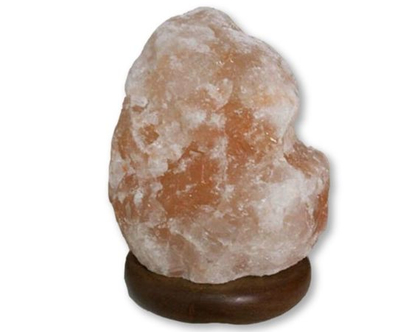 מנורת מלח טבעי מהרי ההימלאיה 2-3 קג
