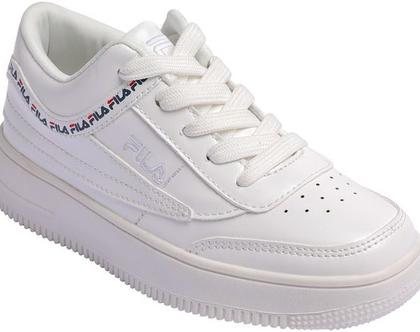 נעלי סניקרס פילה בצבע לבן FILA 35650