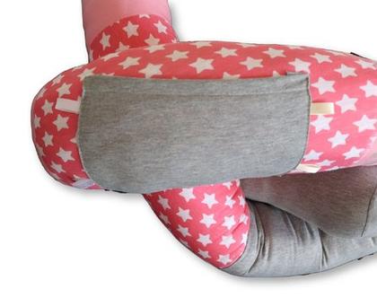 """נחשוש למיטת תינוק """"גלי"""", כולל כיס למוצץ"""