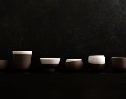 כוסות או כלים לסוקולנט
