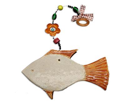 דג נוי גדול לתליה