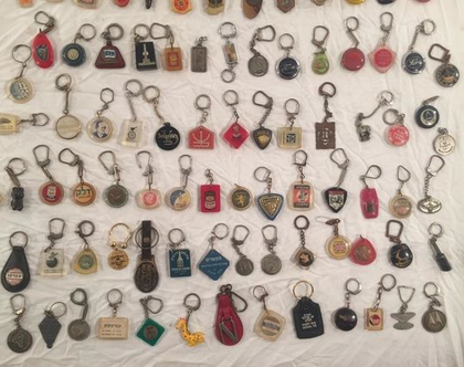 אוסף מחזיקי מפתחות
