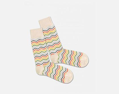 גרביי נשים|Square Rainbow|