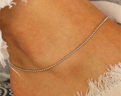צמיד כדורים כסף   סט שרשרת ועגילים במחיר מבצע   עגילים צמודים ציפוי כסף   שרשרת ציפוי כסף   לאישה   לבת מצווה   לבנות מצווה   מתנה   קריסטל
