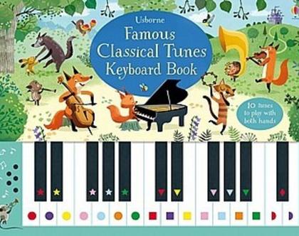 ספר פסנתר יצירות קלאסיות