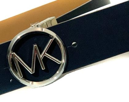 Michael Kors | חגורה דו צדדית שחור/חום מיקל קורס