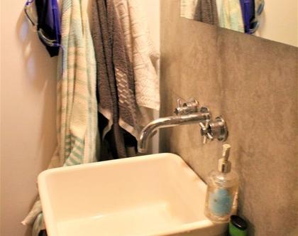מתלה לאמבטיה
