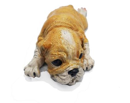 פסל נוי -כלב בולדוג צרפתי