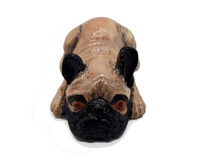 פסל נוי -כלב