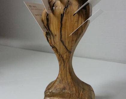 עץ של כרטיסים