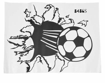 מדבקות קיר | מדבקת כדורגל | מדבקת ויניל | מדבקות לקיר