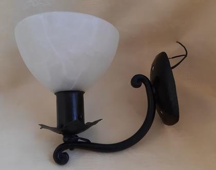 מנורת קיר וינטאג:תאורה לבית:גוף תאורה זרוע ברזל: