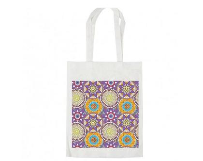 תיק מנדלות צבעוני לאישה   תיק לקניות   תיק בד   תיק מיוחד   תיקים לנשים  