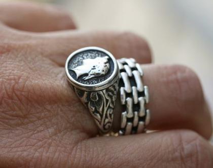טבעת כסף, טבעת חותם, טבעת לאישה, טבעות נשים