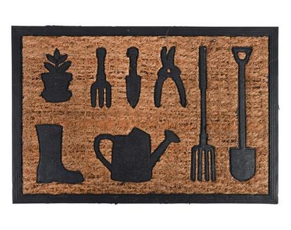 RB217 | שטיח כניסה | שטיחים מעוצבים | אקססוריז לבית | שטיחי כניסה | גומי | דקורציה | אקססוריז לגינה | גינה ומרפסת