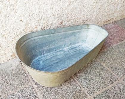אמבטיה מפח וינטאג'