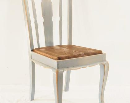 כסא עץ ענתיקה