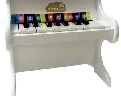 פסנתר לבן