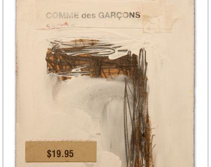 גלויה בשקית - garcon