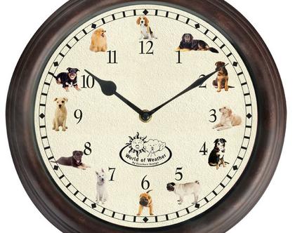 TF016 | שעון מעוצב | שעון | כלבים