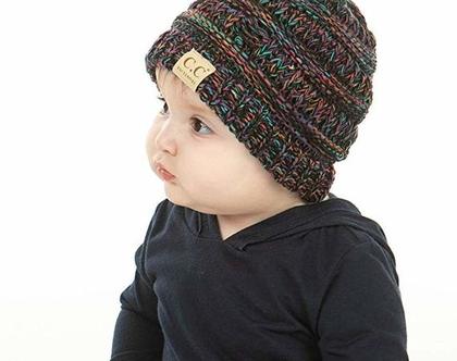 כובעים מצמר לתינוקות מגיל 9 חודשים ומעלה איכות מעולה בשלל צבעים לבחירה