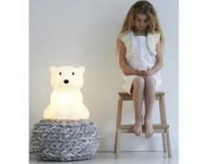 מנורת לילה דוב, מנורת לילה מיסטר מריה, מנורת לילה לחדר ילדים,