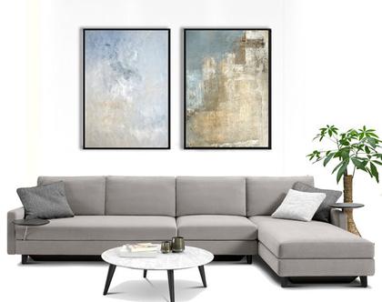 סט תמונות אבסטרקט | תמונות בעיצוב מקורי| תמונות בעיצוב נורדי | | תמונות מיוחדות לסלון | תמונות אבסטרקטיות