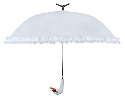 TP256 | מטרית ברבור | מטרייה מעוצבת | מתנה מקורית | מתנה ייחודית | חורף חם