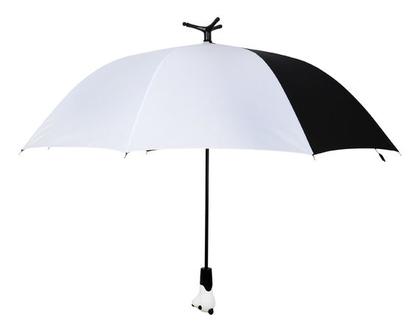 TP268 | מטרית פנדה | מטרייה מעוצבת | מתנה מקורית | מתנה ייחודית | חורף חם