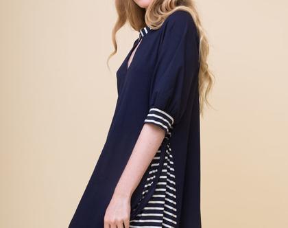 שמלת אילת | כחולה