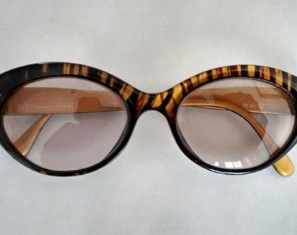 משקפי שמש CHRISTIAN LACROIX | משקפיי וינטג' אייטיז לאישה