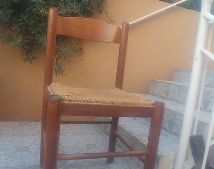 כסא וינטג' מקש