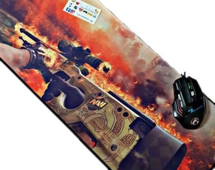 פד לעכבר CS:GO FIRE AWP