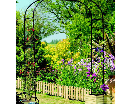 קשת צמחיה לגינה דגם סיגל