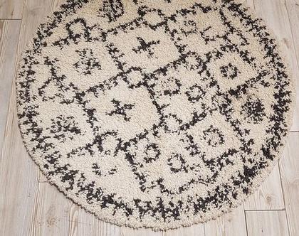 שטיח נורדי עגול 120 סמ