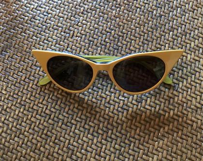 משקפי שמש מעוצבים, משקפי שמש מיוחדים, משקפי שמש חתוליים