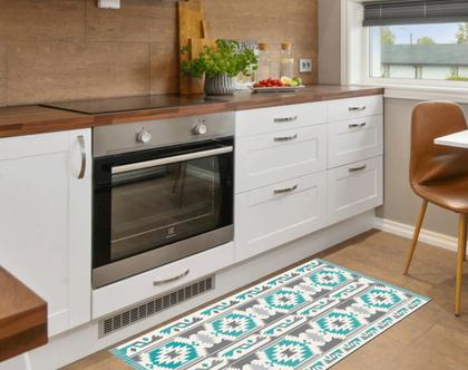 שטיח pvc למטבח | שטיח פי.וי.סי | שטיח למטבח | שטיח pvc לכניסה | שטיח פי וי סי (1048)