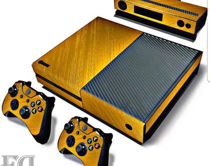 סטיקר X-ONE GOLD