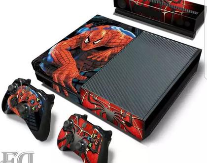 סטיקר X-ONE SPIDER