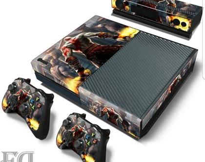 סטיקר X-ONE GOW