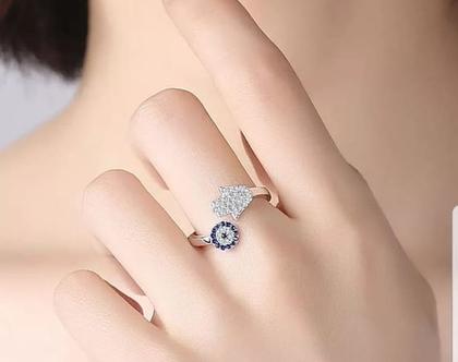 טבעת חמסה ONE SIZE